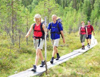 Bí quyết đi bộ đường dài