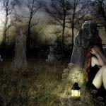Cách phòng tránh ma quỷ, vong hồn khi đi xa