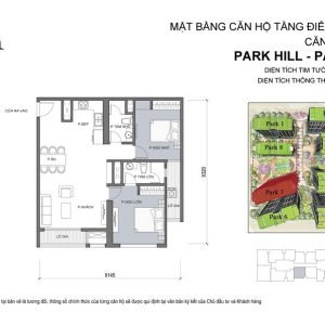 09 Mat bang can ho so 09 Park 7