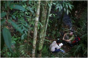 kỹ năng sinh tồn bị lạc nơi hoang dã